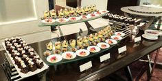 Dessert Corner Buffet - Download From Over 59 Million High Quality Stock Photos, Images, Vectors. Sign up for FREE today. Image: 15191461