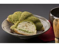 抹茶クロワッサン|タカキベーカリー