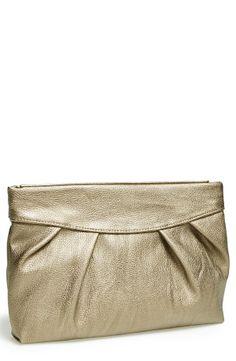 Fabulous Faux-Leather clutch