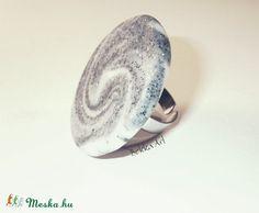 Meska - 'Sand' Óriás gyűrű bekka kézművestől