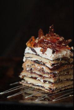 """Holiday"" Cake / ""Празднечный"" торт"