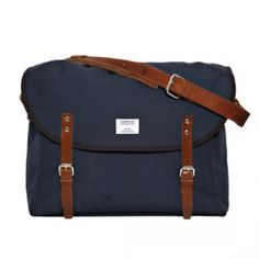 Discover the Sandvist Erik shoulder bag with its vintage Swedish style !