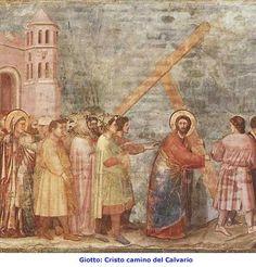 Vía crucis: Segunda estaciónCristo, que aceptas la cruz de las manos de los hombres para hacer de ella un signo del amor salvífico de Dios por el hombre, concédenos, a nosotros y a los hombres de nuestro tiempo, la gracia de la fe en este infinito amor, para que, transmitiendo al nuevo milenio el signo de la cruz, seamos auténticos testigos de la Redención.