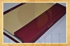Estúdio Brigit - Encadernação Artesanal e Artística: Workbook Office Lux