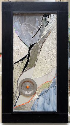 Illingworth, Maria. Bold Streak  Media: Stained Glass. Price: $ 285.00. Show: Metamorphosis. Dates: October 3 - November 2, 2014. Curators: Kathy Turner, Betty Plummer. Judge: Elizabeth Ann Coleman. Location: Del Ray Artisans gallery at the Nicholas A. Colasanto Center, 2704 Mount Vernon Avenue, Alexandria, Virginia 22301.