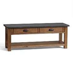 Storage Benches, Entryway Benches & Hallway Storage | Pottery Barn