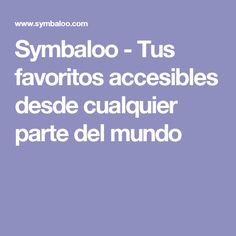 Symbaloo - Tus favoritos accesibles desde cualquier parte del mundo