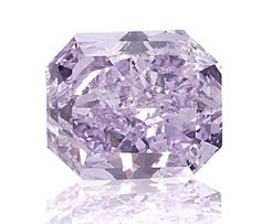Global Diamond Group purple diamond I did not know this even existed. This would be the Perfect diamond for me since I LOVE purple! One can only dream! Minerals And Gemstones, Crystals Minerals, Rocks And Minerals, Stones And Crystals, Gem Stones, Radiant Cut Diamond, Purple Diamond, Diamond Cuts, Sapphire Gemstone