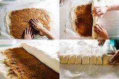 the best no-knead cinnamon bun recipe - www.iamafoodblog.com