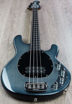 Ernie Ball Music Man PDN Limited StingRay 4 H Starry Night Bass, Ebony Board | eBay