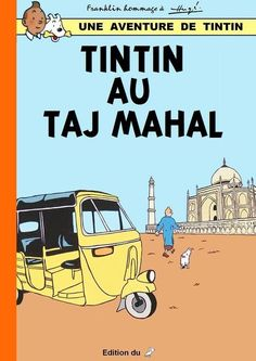 tintin fausse couverture.: