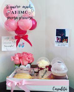 Birthday Surprise Boyfriend, Birthday Gifts For Best Friend, Best Friend Gifts, Birthday Box, It's Your Birthday, Birthday Party Decorations, Birthday Parties, Celebration Box, Ideias Diy