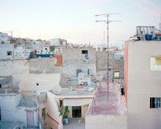 Bakerie — Cait Oppermann - Tangier in pastels, Morocco,...