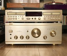 Denon pma-2000r amplifier
