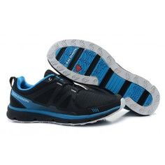Beliebt Salomon S-WIND Männerschuhe Schwarz Blau Schuhe Online | Beste Salomon S-WIND Schuhe Online | Salomon Schuhe Online Online | schuheoutlet.net