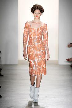 Jeremy Scott Spring 2011 Ready-to-Wear Fashion Show - Alejandra Alonso