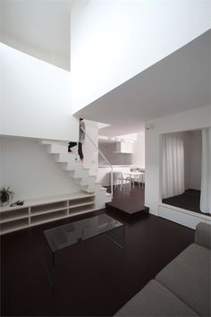 Omihachiman House, , 2010 by ALTS DESIGN OFFICE  #house #japan #design #minimal