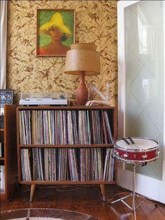 Mid-Century Modern Freak | Artist Neryl Walker's Home | Melbourne, Australia ...
