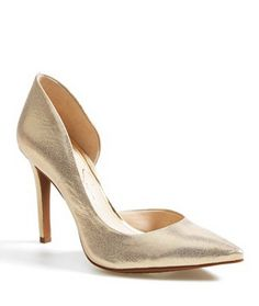 powder gold pumps http://rstyle.me/n/wnxx2pdpe