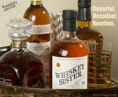 All bourbon is whiskey, but not all whiskey is bourbon! | Whiskey Sister