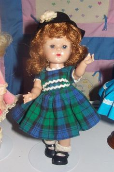 """I loved my Ginny doll - had one of the original """"poodle"""" hair dolls first. I wonder where the doll and all her clothes are..."""
