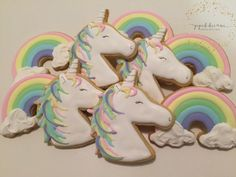 Pastel Unicorns | Cookie Connection