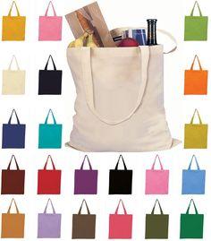 Economical 100% Cotton Reusable Wholesale Tote Bags TOB293 0469abb618e3