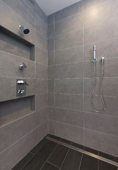 large wall tiles small bathroom 1000 ideas about large tile shower on tiling 23633