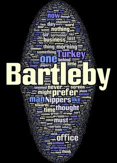 Bartleby the scrivener essays