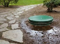 Over half of septic tanks fail inspections
