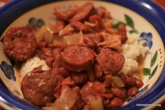 Red Beans and Rice for the Slow Cooker