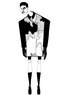 21 Ideas for fashion portfolio central saint martins alex russo Fashion Illustration Collage, Illustration Mode, Fashion Collage, Fashion Art, Trendy Fashion, Fashion Illustration Portfolio, Affordable Fashion, Fashion Sketchbook, Fashion Sketches