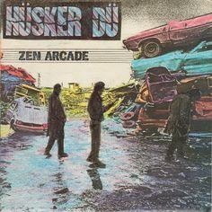 Husker Du - Zen Arcade (2 x LP)