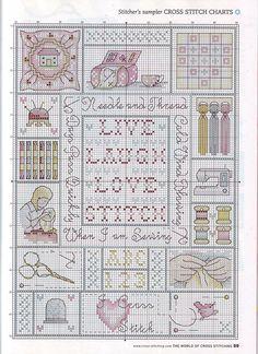 Gallery.ru / Фото #50 - The world of cross stitching 146 - 123456TG