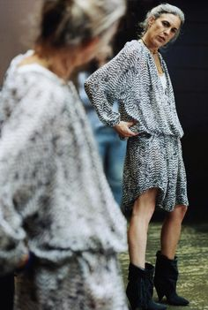 A First Look at the H x Isabel Marant Collection Modeled By Isabel Marant