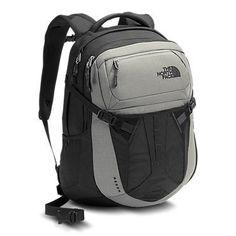 The North Face Recon Backpack - Limestone Grey/Asphalt Gr. Hiking Gear, Hiking Backpack, Backpack Bags, Oakley Backpack, Laptop Backpack, North Face Women, The North Face, Limestone Grey, Backpack Reviews