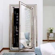 Frontgate Storage Mirror Collection