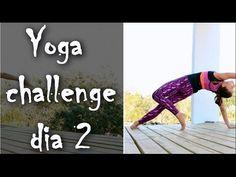 Yoga - Día 2: Rutina para Corazón, Kapalabhati, Gaesha Mudra - YouTube