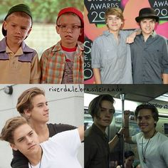 Cole Sprouse e Dylan Sprouse❤️❤️ Dylan Sprouse, Sprouse Bros, Bughead Riverdale, Riverdale Funny, Riverdale Memes, Dylan E Cole, Magcon, Cute Celebrities, Celebs