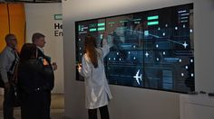 The Point at HPe Discover 2016.