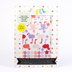 jubel, jubelshop, flamingo, wallstickers, kidsdesign, kidsroom, nursery, childrensdesign, norwegiandesign