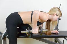 Back workout for beginners www.bettyslife.com/en