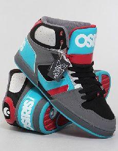 Osiris Shoes NYC 83 High top