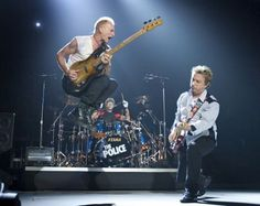 the police band | Super Band Gallery: The Police Rock Band from England