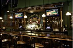 Bleacher Bar Lansdowne Street Boston