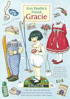 Miss Missy Paper Dolls: Mary Englebreit