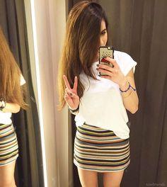 Tralasciando i capelli che fanno schifo, questa gonna/pantaloncino di Zara ci sta benissimo con le scarpe che ho pubblicato nel post precedente, che ne dite ??  #shopping #happy #girl