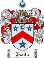 Beattie Coat of Arms / Beattie Family Crest
