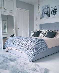 Home Decoration Living Room .Home Decoration Living Room Dream Bedroom, Home Bedroom, Master Bedroom, Dream Rooms, Blush Bedroom, Fall Bedroom, Periwinkle Bedroom, Blush Pink And Grey Bedroom, Winter Bedroom Decor