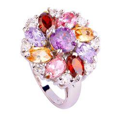 Empsoul 925 Sterling Silver CZ Cubic Zirconia Engagement Ring Plated 4*4mm Amethyst & Garnet & Citrine https://www.amazon.com/Empsoul-Sterling-Zirconia-Engagement-Amethyst/dp/B01HEN9WQS?ie=UTF8&*Version*=1&*entries*=0